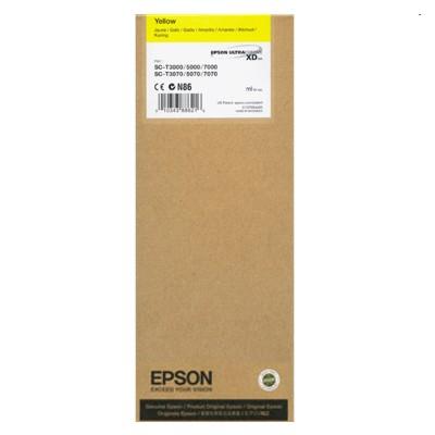 Tusz oryginalny T6934 do Epson (C13T693400) (Żółty)