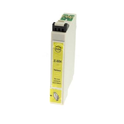 Tusz zamiennik T0804 do Epson (C13T08044011) (Żółty)