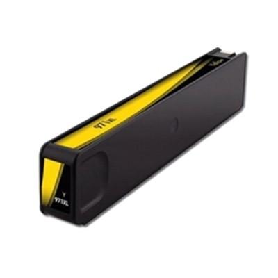 Tusz zamiennik 971 do HP (CN624AE) (Żółty)