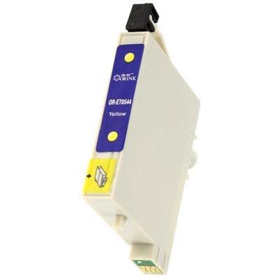 Tusz zamiennik T0544 do Epson (C13T05444010) (Żółty)