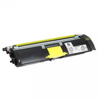 Regeneracja toner MC 2400/2480 do KM (A00W132) (Żółty)