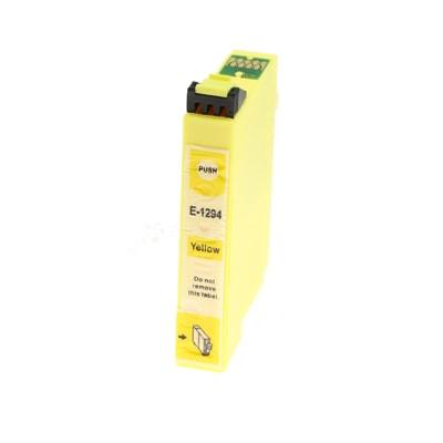 Tusz zamiennik T1294 do Epson (C13T12944010) (Żółty)