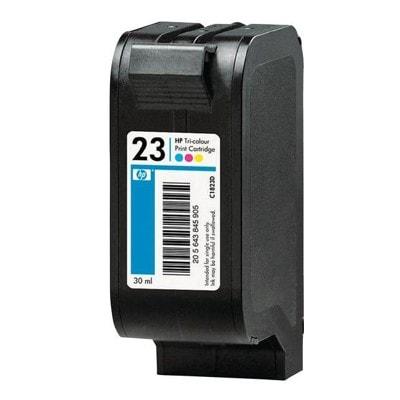 Regeneracja tusz 23 do HP (C1823DE) (Kolorowy)
