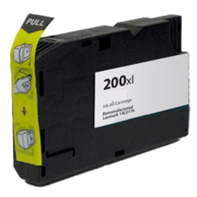 Tusz zamiennik 200XL do Lexmark (14L0199) (Purpurowy)