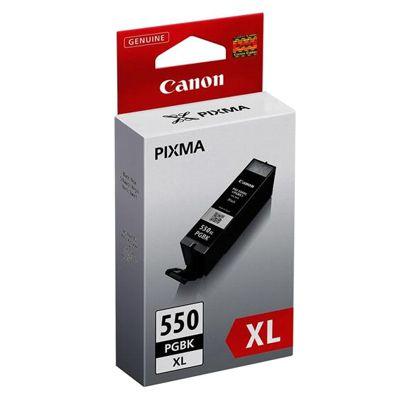 Tusz oryginalny PGI-550 BK XL do Canon (6431B001) (Czarny)
