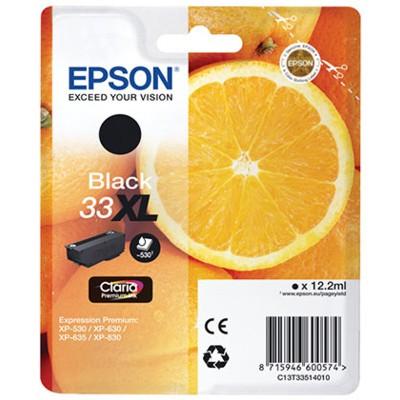 Tusz oryginalny T3351 do Epson (C13T33514010) (Czarny)
