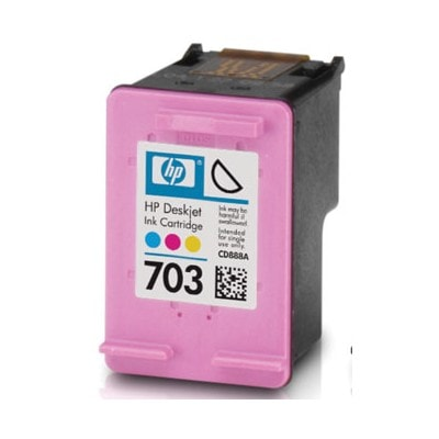 Regeneracja tusz 703 do HP (CD888AE) (Color)