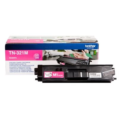 Toner oryginalny TN-321M do Brother (TN-321M) (Purpurowy)