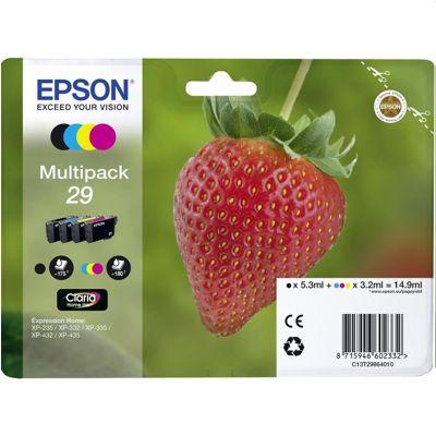 Tusz oryginalny T2986 do Epson (C13T29864010)