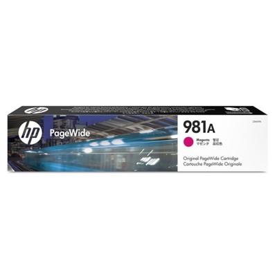 Tusz oryginalny 981A do HP (J3M69A) (Purpurowy)
