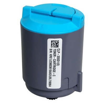 Regeneracja toner CLP-C300A do Samsung (błękitny)