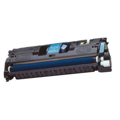 Regeneracja toner 121A do HP (C9701A) (Błękitny)