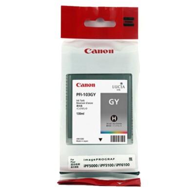 Tusz oryginalny PFI-101GY do Canon (0892B001) (Grey)