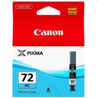 Tusz oryginalny PGI-72PC do Canon (6407B001) (Błękitny Foto)