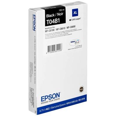 Tusz oryginalny T04B1 XL do Epson (C13T04B140) (Czarny)