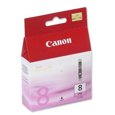 Tusz oryginalny CLI-8 PM do Canon (0625B001) (Purpurowy Foto)
