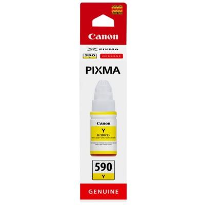 Tusz oryginalny GI-590 Y do Canon (1606C001) (Żółty)