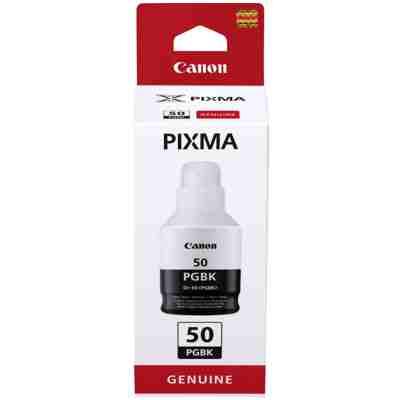 Tusz oryginalny GI-50 PGBK do Canon (3386C001) (Czarny)