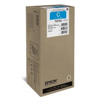 Tusz oryginalny T9742 do Epson (C13T974200) (Błękitny)