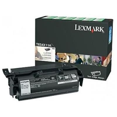 Toner oryginalny T654X11E do Lexmark (T654X11E) (Czarny)