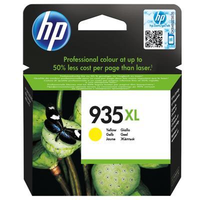 Tusz oryginalny 935XL Y do HP (C2P26AE) (Żółty)