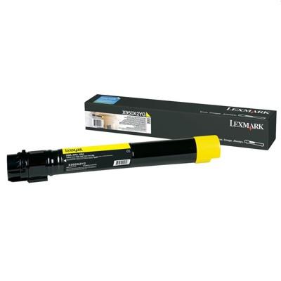 Toner oryginalny X950X2YG do Lexmark (X950X2YG) (Żółty)