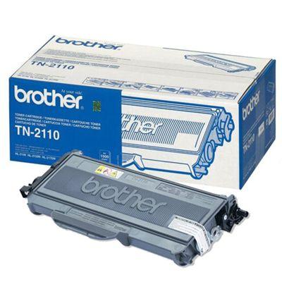 Toner oryginalny TN-2110 do Brother (TN2110) (Czarny)