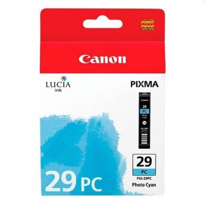 Tusz oryginalny PGI-29PC do Canon (4876B001) (Błękitny Foto)