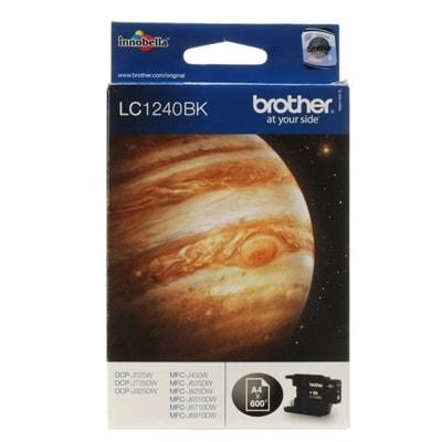 Tusz oryginalny LC-1240 BK do Brother (LC1240BK) (Czarny)