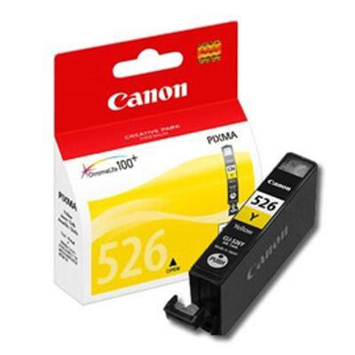 Tusz oryginalny CLI-526 Y do Canon (4543B001) (Żółty)