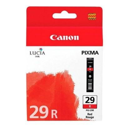 Tusz oryginalny PGI-29R do Canon (4878B001) (Czerwony)
