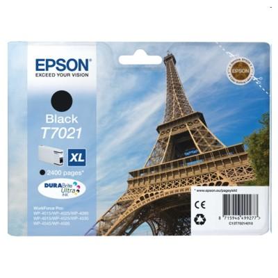 Tusz oryginalny T7021 do Epson (C13T70214010) (Czarny)