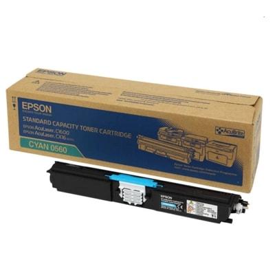 Toner oryginalny C1600/CX16 do Epson (C13S050556) (Błękitny)