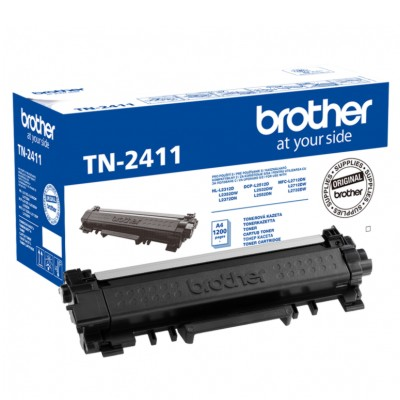 Toner oryginalny TN-2411 do Brother (TN-2411) (Czarny)