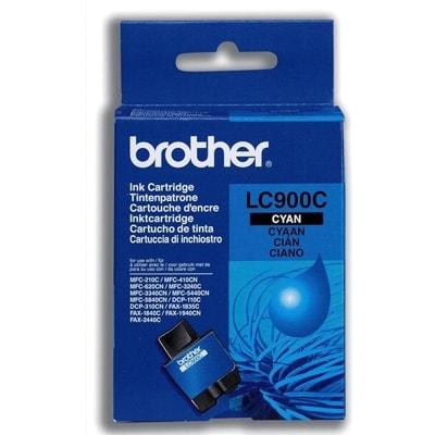 Tusz oryginalny LC-900 C do Brother (LC900C) (Błękitny)
