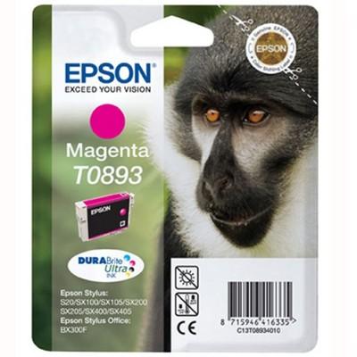 Tusz oryginalny T0893 do Epson (C13T08934011) (Purpurowy)