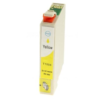 Tusz zamiennik T1004 do Epson (C13T10044010) (Żółty)