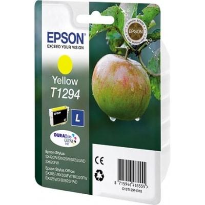 Tusz oryginalny T1294 do Epson (C13T12944010) (Żółty)