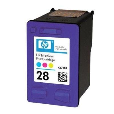 Regeneracja tusz 28 do HP (C8728AE) (Kolorowy)