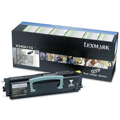 Toner oryginalny X340H11G do Lexmark (X340H11G) (Czarny)