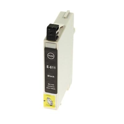 Tusz zamiennik T0611 do Epson (C13T06114010) (Czarny)