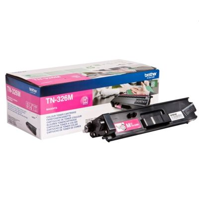 Toner oryginalny TN-326M do Brother (TN326M) (Purpurowy)