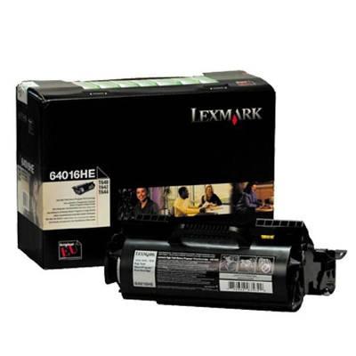 Toner oryginalny 64016HE do Lexmark (64016HE) (Czarny)