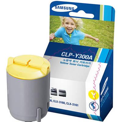 Toner oryginalny CLP-Y300A do Samsung (CLP-Y300A) (Żółty)