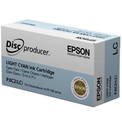 Tusz oryginalny PJIC2(LC) do Epson (C13S020448) (Jasny błękitny)