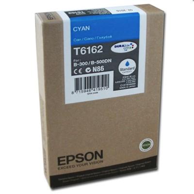 Tusz oryginalny T6162 do Epson (C13T616200) (Błękitny)