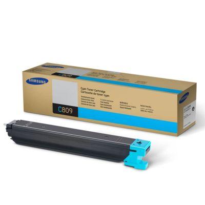 Toner oryginalny CLT-C809S do Samsung (SS567A) (Błękitny)