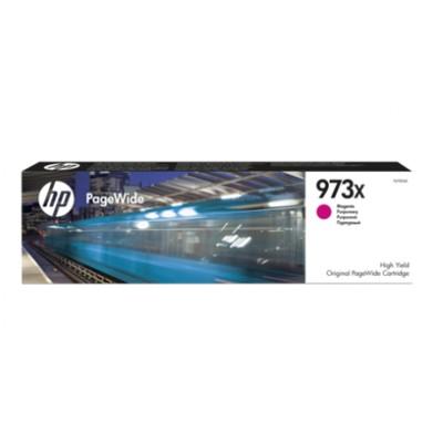 Tusz oryginalny 973X do HP (F6T82AE) (Purpurowy)