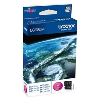 Tusz oryginalny LC-985 M do Brother (LC985M) (Purpurowy)