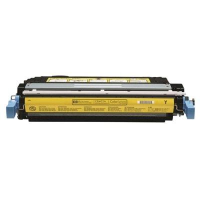 Regeneracja toner 642A do HP (CB402A) (Żółty)